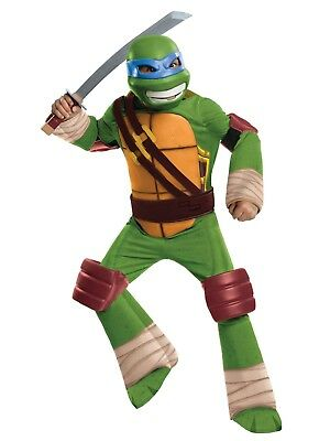 Rubies Leonardo Teenage Mutant Ninja Turtles TMNT Halloween Child Costume Large ](Baby Tmnt Halloween Costumes)