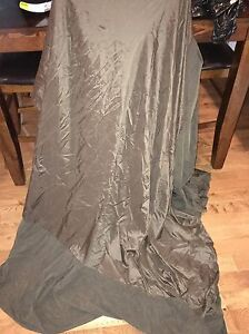 Queen or double bed skirt for sale