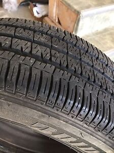 P195/70R14 all season tires with rims