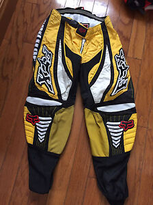 FoxRacing dirt bike gear