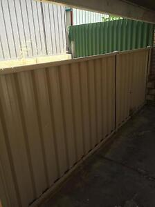 Colorbond fence for sale Scarborough Stirling Area Preview