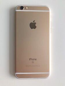 iPhone 6s 128GB Gold Unlocked