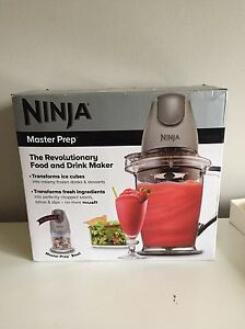 Ninja Master Prep Food and Drink Maker.