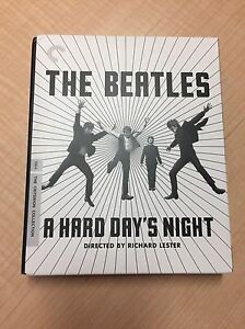 The Beatles. A hard day's night (criterion collection ) Gatineau Ottawa / Gatineau Area image 1