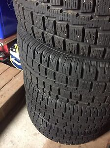 "Toyota Tundra Snow Tires and 18"" Alloys Peterborough Peterborough Area image 4"