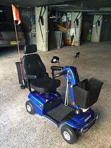 Mobility Scooter (SWAP Hobie kayak ,commodore Torana,Minelab detector) Sylvania Waters Sutherland Area Preview