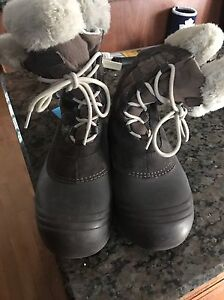 Colombia winter boots, perfect condition, -25'C weather