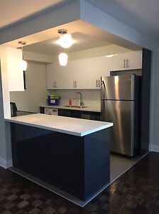 Newly renovated 2 Bedroom in Downtown Burlington!
