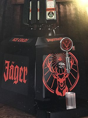 Jägermeister Tap Maschine, original verpackt, NEU, Zapfanlage für 0,7  + 1 liter