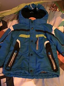 North Peak Snow suit size 6 boys Edmonton Edmonton Area image 1