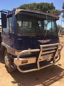 Hino tray top truck Balaklava Wakefield Area Preview