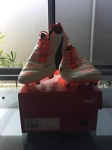 Brand New Puma Evopower 1.2 FG Football Boots Banksia Beach Caboolture Area Preview