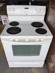 Stove - electric