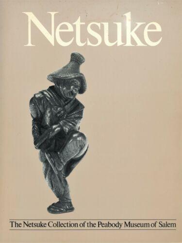 1,000 Antique Japanese Netsuke - Makers Dates Types / Scarce Illustrated Book