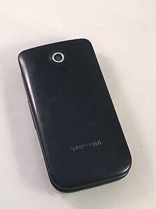 Samsung E2530 - Black - Swisscom - Flip - Mobile Phone