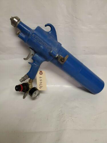 Model 9 Cartri-Spray Cartridge Tooling Plastic & Plaster Spray-Up System