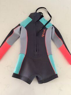 Rip curl girls wetsuit