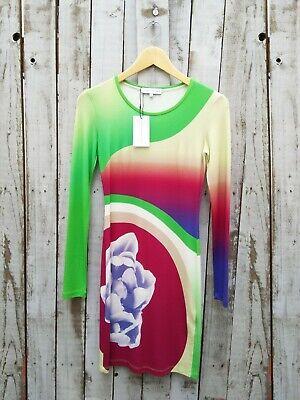 Jonathan Saunders Printed Stretch Jersey Dress / Was Selling At Yoox & Farfetch