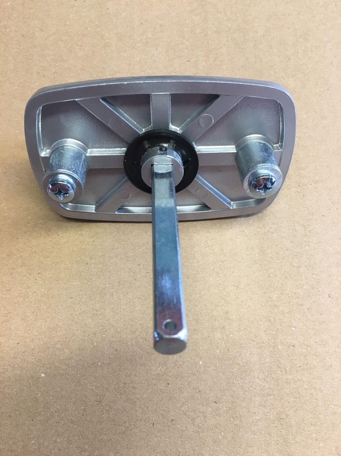 New Marley Garage Door T Handle Lock Parts 15mm Autodor Truckman Top
