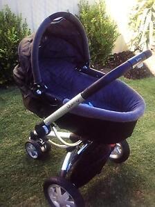 Quinny buzz stroller pram infant to toddler Seaford Morphett Vale Area Preview