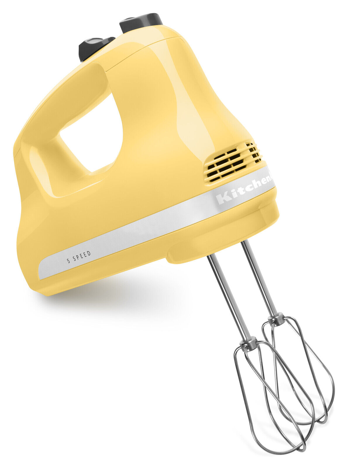 Small Hand Mixer Accessories Stainless Steel Turbo Beater 5-