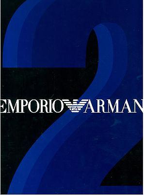 EMPORIO ARMANI SPRING 2004 VOLUME 2 MODA ITALIAN FASHION