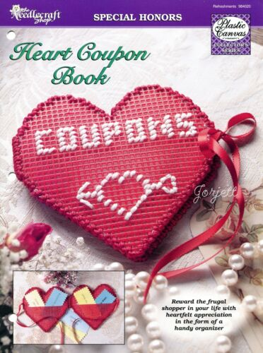 heart coupon book coupon organizer pouch plastic