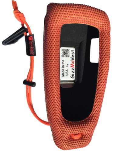 Garmin InReach SE / Explorer Floating CASE COVER.. Made in the USA by GizzMoVest