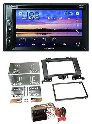Pioneer Bluetooth 2DIN USB DVD DAB MP3 Autoradio für Mercedes Sprinter ab 06 W90