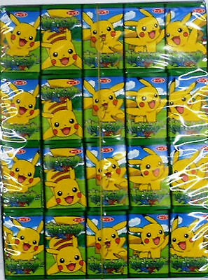 Top confectionery bubble Gum  Pokemon Green apple taste 60pces free shipping