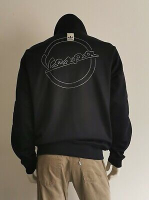 Adidas Originals Vespa 2010 Track Top with flapped front pockets. Large