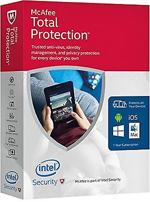 Trusted Anti Virus 2016 Privacy Protection Unlimited Devices Key Code Pc Tablet