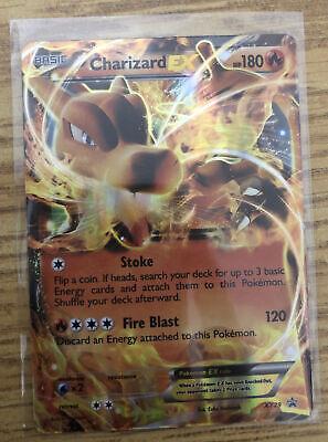 Charizard EX XY29 (Black Star Promo) ULTRA RARE LP Condition