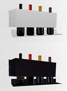 Cantinetta portabottiglie acciaio per vino espositore da - Portabottiglie acciaio ...