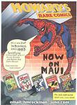 Howard's Rare Comics