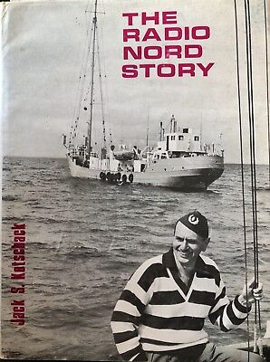Pirate Clothing History (The Radio Nord Story SIGNED by Jack Kotschack 1970 Pirate Offshore Radio,)