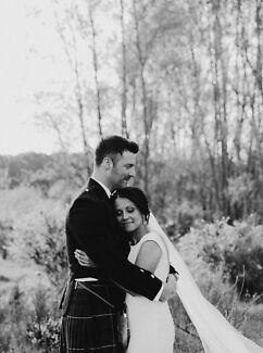 ONCE and for ALL wedding photography