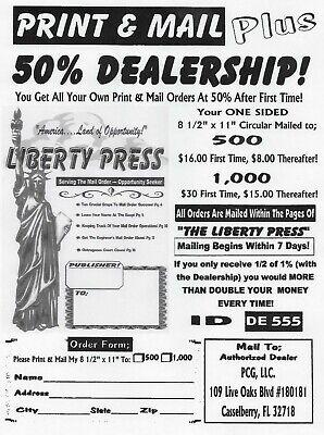 Print Mail Powerhouse Leads