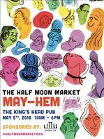 Half Moon Market May-Hem