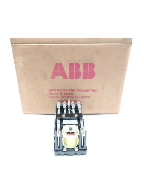 Abb 1163830 Mg-6 Auxiliary Relay 115v-ac