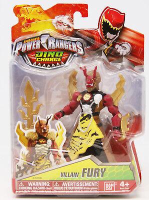 Charge - Villain Fury - ca. 14cm - mit Waffe - 42206 (Power Ranger Waffen)