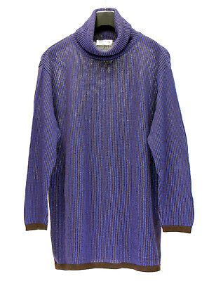 olsen COLLECTION, Pullover, Farbe Schwarz/Blau, Größe 42 / UK 16