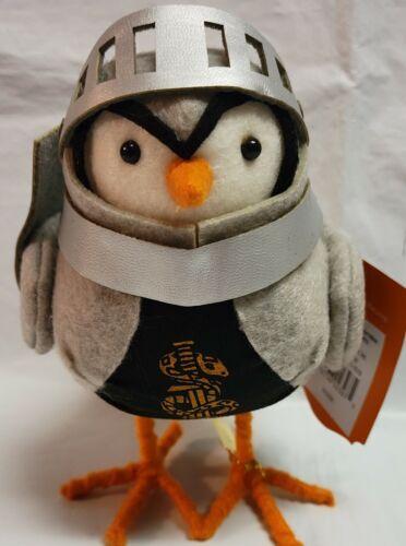 Target Hyde & Eek 2020 Halloween Fabric Bird -Table Top Decor HTF Jouster Knight