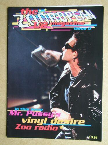 The Zooropean U2 Magazine Issue 0. RARE