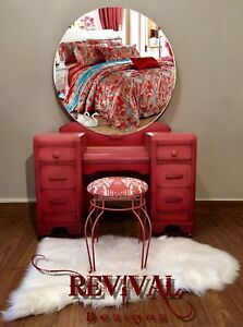 Revival Designs Boho Dressing Table & Stool