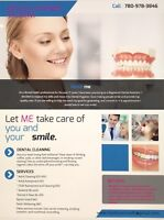 Take advantage of this! LOW COST!!QUALITY CARE! DENTAL CLEANINGS