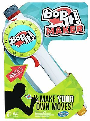 Bop It! Maker Game from Hasbro Gaming 8+ Years