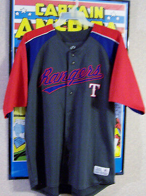 best service a2ab4 fd8e6 TEXAS RANGER S JERSEY, XL size, used, worn little, very nice, MLB Dynasty  Series