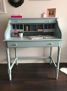 Beautiful Vintage Secretary Desk