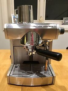 Sunbeam Coffee machine and electric grinder North Bondi Eastern Suburbs Preview